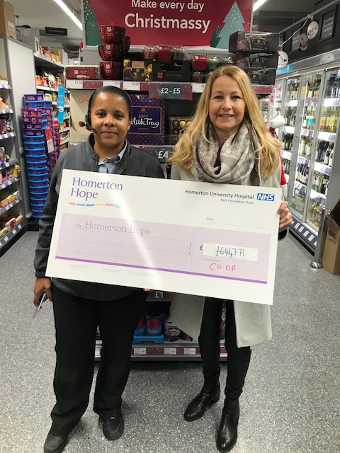 Co op cheque