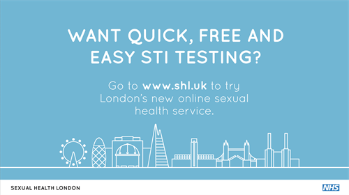 Information about Sexual Health London - the online STI testing service