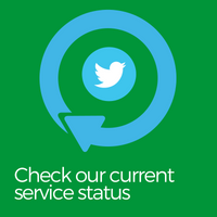 Check our current service status