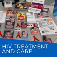 HIV treatment and care