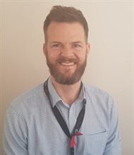 Photograph of Iain Reeves, HIV Lead Consultant