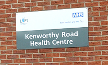 Image of Kenworthy Road Health Centre sign